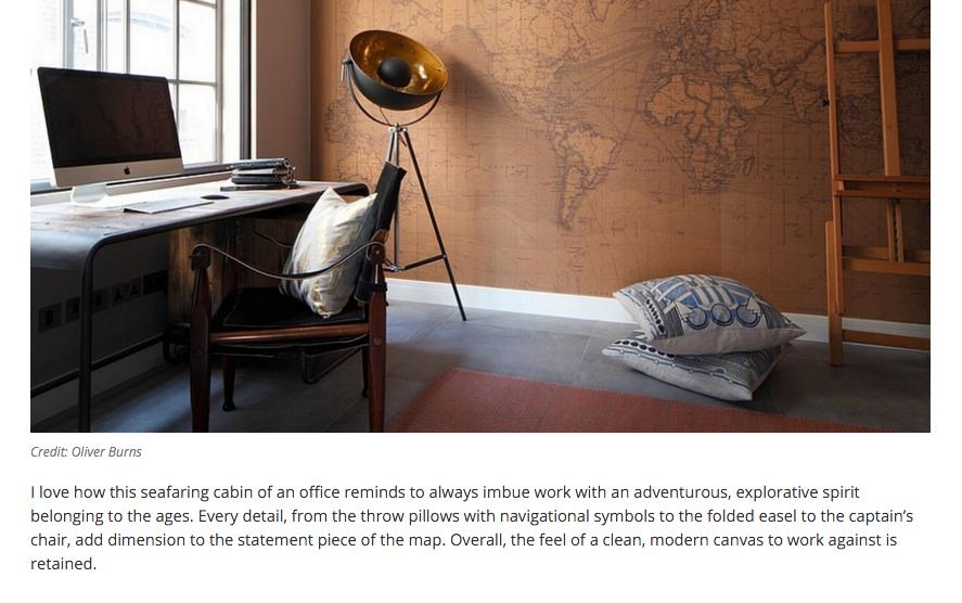 Interior Design Blog Writing
