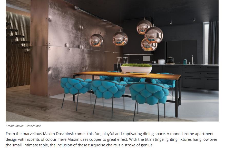 Luxury Design Writing Blog