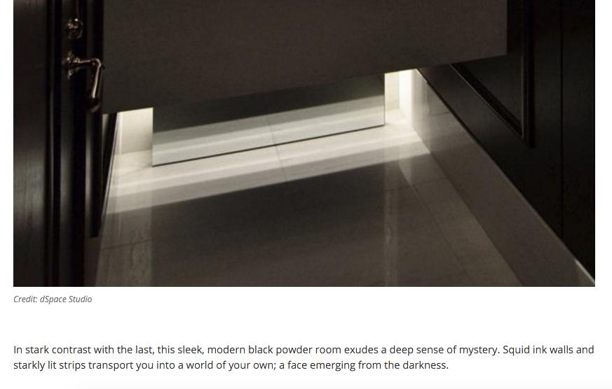 Luxury interior blog writing